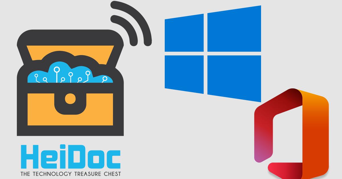 「Windows/Officeのダウンロードツール」のサムネイル